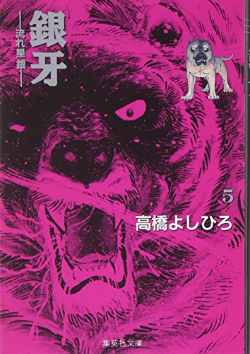 Shooting star - Silver - (Shueisha Paperback - comic version) 5 Silver Fang (1998) ISBN: 4086173654 [Japanese Import]