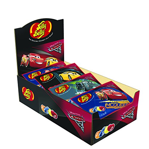 Jelly Belly Disney/PIXAR Cars 3 Jelly Beans, Piston Cup Mix,