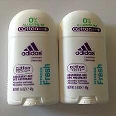 adidas aluminum free deodorants