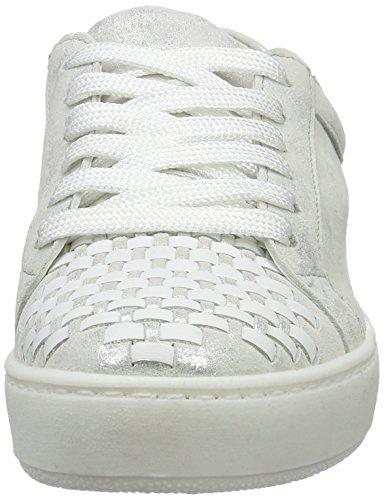 Mjus 876107-0201 - Zapatillas Mujer Silber (Argento/Argento/Argento/Bianco)