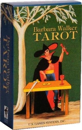 Which are the best barbara walker tarot deck available in 2019?