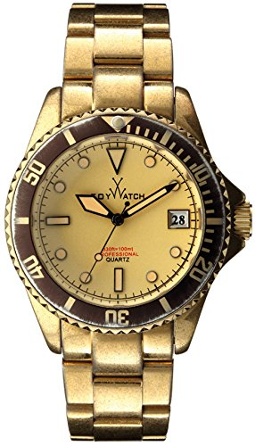 ToyWatch VI03GD Mens Watch by Toy Watch