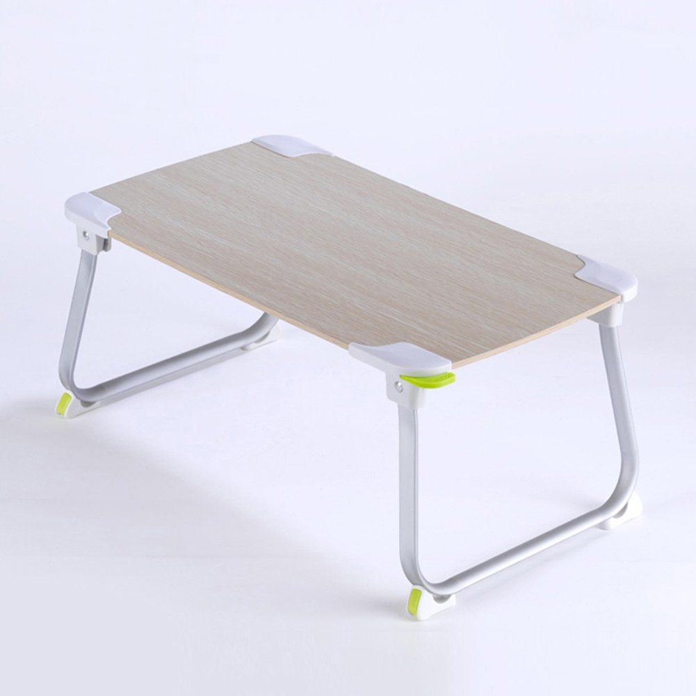 PENGFEI Portable Standing Desk Multifunction Convenient Foldable Read A Book Picnic College Students Wood Color 52.5x29.2x23.8CM by PENGFEI-xiaozhuozi (Image #3)