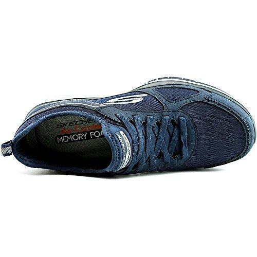 Skechers Sport Heren Heren Barsten Tr Sneaker Marine
