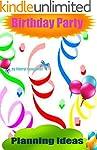 Birthday Party Planning Ideas