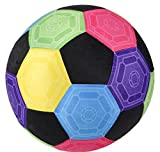 DollarItemDirect 16'' MULTI COLOR SOCCER BALLS, Case of 24