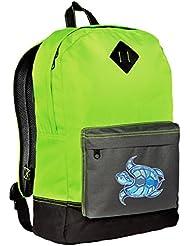 Turtle Backpack CLASSIC Sea Turtle Bag COOL LIME