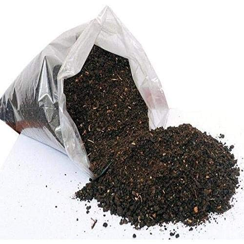 Creative Farmer Vermi Compost Nutrient Rich Mannure Increase Root Aeration (500 Gram)