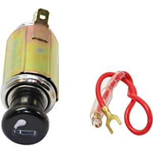 Cigarette Lighter 80-10 Except compatible with BMW Audi Mercedes And VW