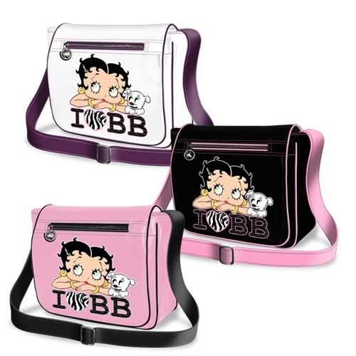 78121 Boop BB Rosa Betty Messenger Borsa fUnOxPq