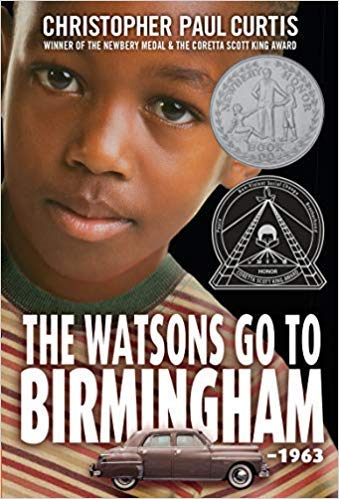 [By Christopher Paul Curtis ] The Watsons Go to Birmingham-1963 (Paperback)【2018】by Christopher Paul Curtis (Author) (Paperback) (Author Of The Watsons Go To Birmingham 1963)