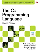 The C# Programming Language, 4th Edition Front Cover