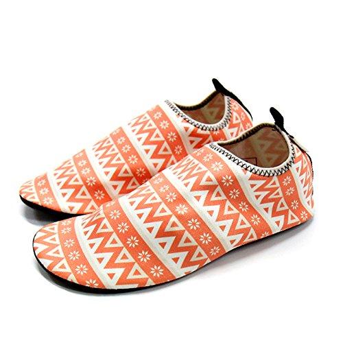 STICO Air Skin SAS-100 SAS-101 SAS-102 Barefoot Aqua Shoes Airlon CX Water Socks Non-Slip Footwear (Large, (Air Footwear)