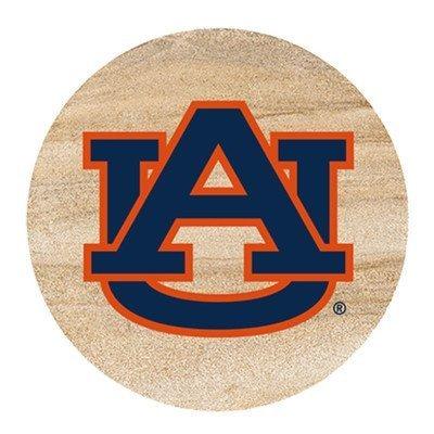 Thirstystone Drink Coaster Set, Auburn University by Thirsty