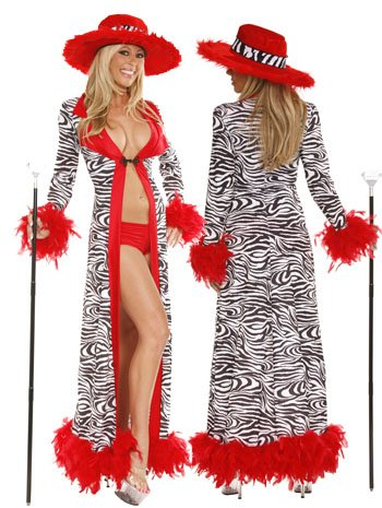 sexy zebra print female pimp costume small buy online in uae delicate illusions products in the uae see prices reviews and free delivery in dubai