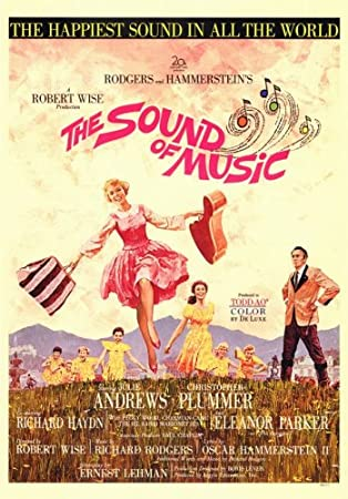 1965 Pop Culture Graphics Sound of Music Style A 144110 - 11 x 17 The
