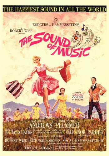 Sound of Music, The  - 11 x 17  - Style A