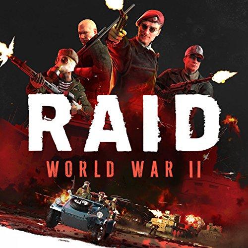 Raid: World War II - PS4 [Digital Code] by Starbreeze Publishing Ab