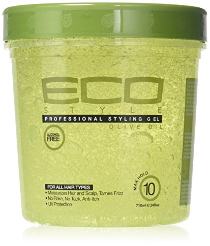 Gel Olive (Eco Styling Gel with Olive Oil 24 oz.)