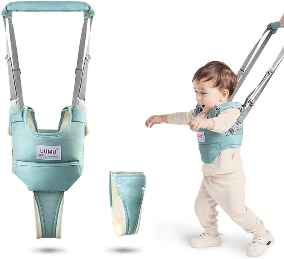 Redini primi passi per Bambino Funzione 4 in 1 Detachable Imbracatura per Aiutarlo a Camminare Bretelle di Sicurezza Camminare Assistente per Bambini