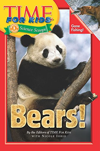 Time For Kids: Bears! (Time For Kids Science Scoops) by Harper Collins