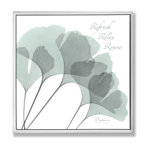 Best buy Stupell Home Décor Refresh Relax Revere -ray Art Wall Plaque, . , Proudly Made USA