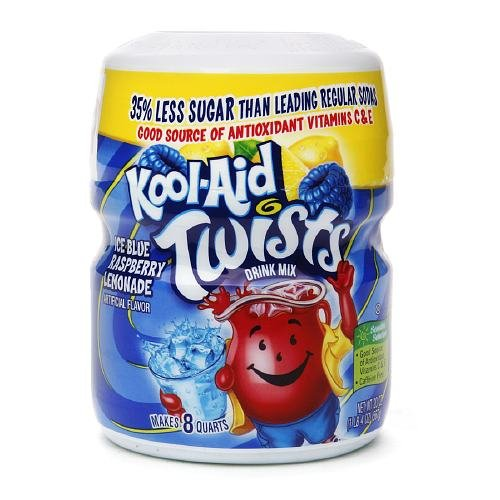 (Kool-Aid Drink Mix, Ice Blue Raspberry Lemonade 19 oz)