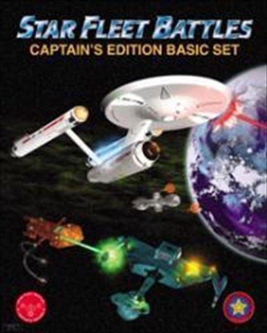 Starfleet Battles - Star Fleet Battles Basic Set ADB 5501