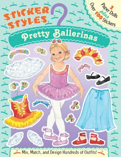pretty-ballerinas-sticker-styles