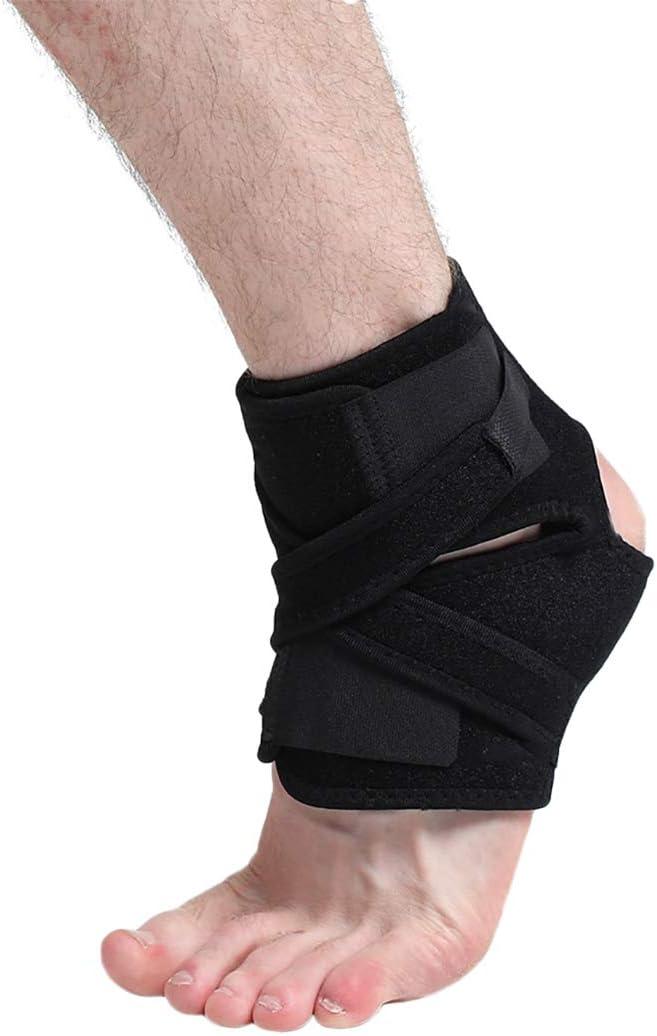 Tobillera ortopédica Ajustable, elástica, Protectora, Tobillera, Tobillera, Abrigo