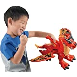 Fisher-Price Imaginext Eagle Talon Castle Dragon