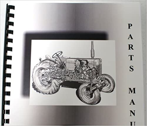 Book Ford 3300 G&D 3 Cyl (65-75) Parts Manual