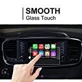 LFOTPP 2016-2018 Kia Sorento UVO 7 Inch Car Navigation Screen Protector, [9H] Tempered Glass Infotainment Center Touch Screen Protector Anti Scratch High Clarity