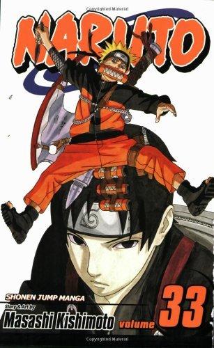 (Naruto, Vol. 33: The Secret Mission (Naruto Graphic Novel))