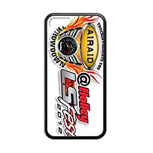 Cool-Benz drag racing logo race semi tractor g Phone case for iPhone 5c