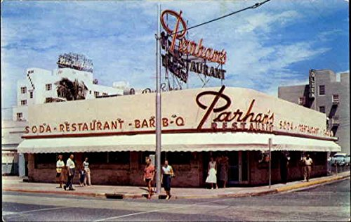 Amazon Com Parham S Restaurant 73rd And Collins Ave Miami