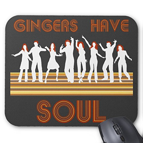 Zazzle Gingers Have Souls Train Mouse - Soul Ginger