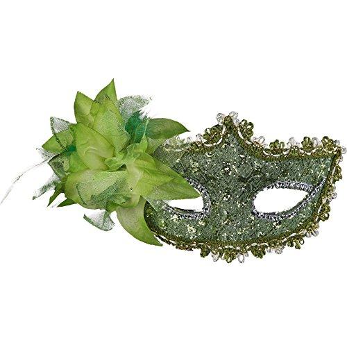 Women's Venice Sexy Lace Mask with Rhinestone