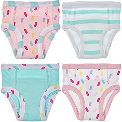 Pack of 4 Trimfit Baby and Toddler Cotton Training Pants