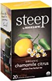 Best Tea With Chamomiles - Bigelow steep Tea, Chamomile Citrus Herbal, 1 oz Review