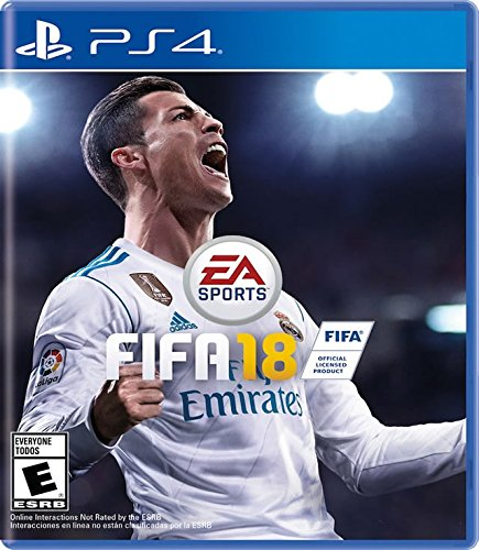 EA Sports FIFA 18 (PS4) product image