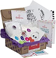 Baketivity Kits for Kids | Subscription | Baking DIY Activity Kit, Pre-Measured Ingredients, Kid Friendly Reci