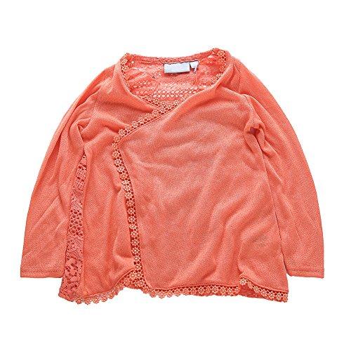 Crochet Flower Sweater - 3