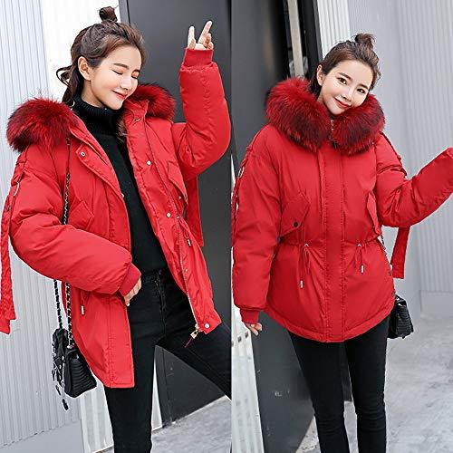 Y56 Y56 Manteau Femme Manteau Rouge Noir Rw10aqYw