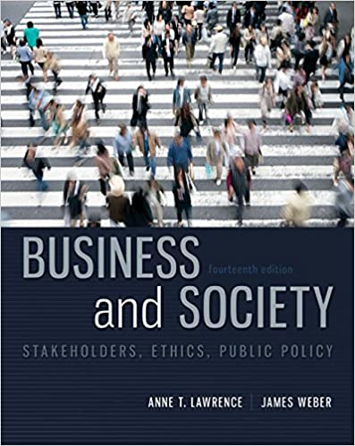 Amazon business and society stakeholders ethics public business and society stakeholders ethics public policy 14th edition kindle edition fandeluxe Choice Image
