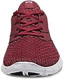 TSLA Men's Boost Running Walking Sneakers