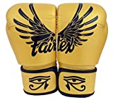 Fairtex Genuine New Limited Edition Falcon Boxing Gloves Genuine Leather (14oz)