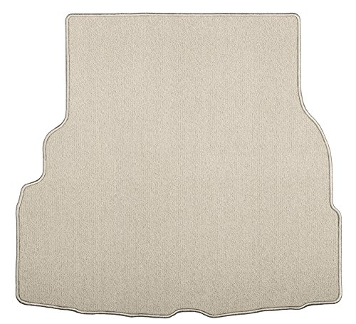 GG Bailey D1711A-CMA-BGE Custom Fit Cargo Liner For Select Jaguar Super V8, Vanden Plas and XJ8 Models - Nylon Fiber (Beige) by GG Bailey