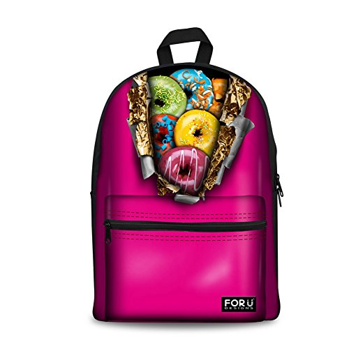 DESIGNS Animal Casual Canvas Backpack product image