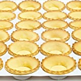 Round Tart Shells - 2.5 Inch, Sweet - 1 box - 210 count